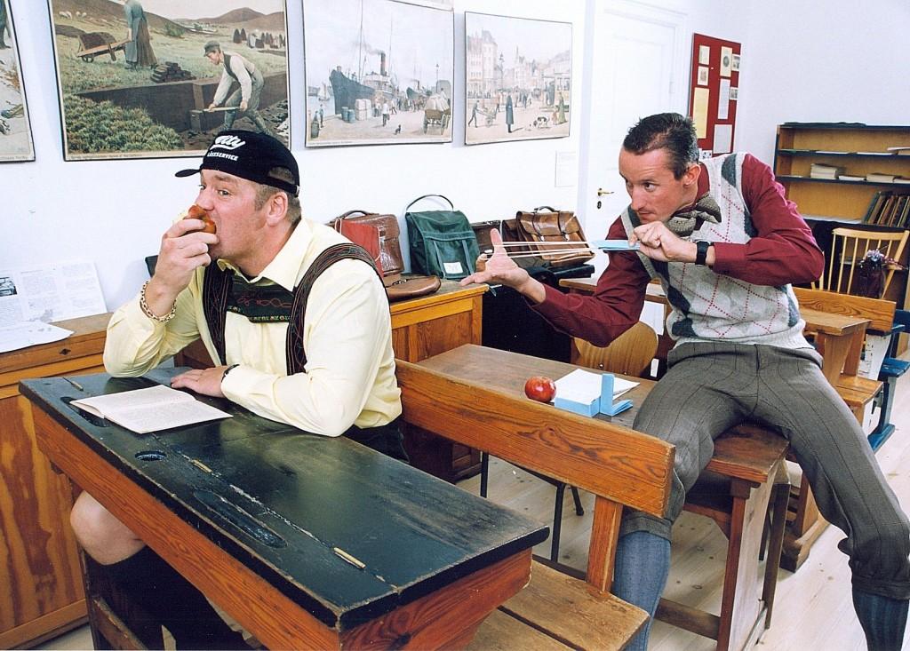 (14) BRIAN NIELSEN og JESPER SKIBBY