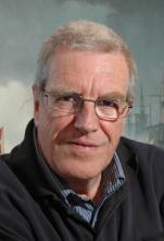 """Niels Bjørn Hansen er historiekyndig med stor baggrundsviden. Han fortalte om sin bog """"Sorttjærede ligkister""""."""