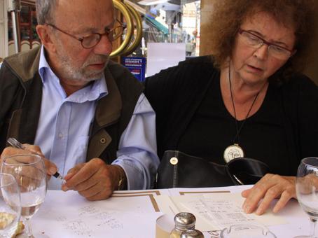 Deauville (2) Peter og Grethe