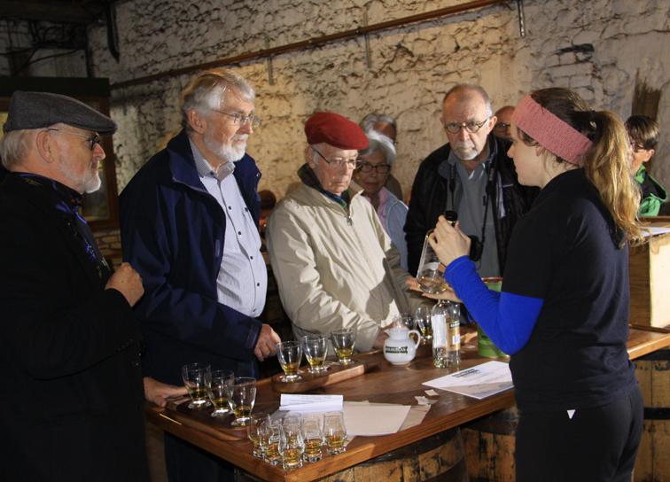 Irland 2014 (278b) Locke destilleri, Kilbeggan