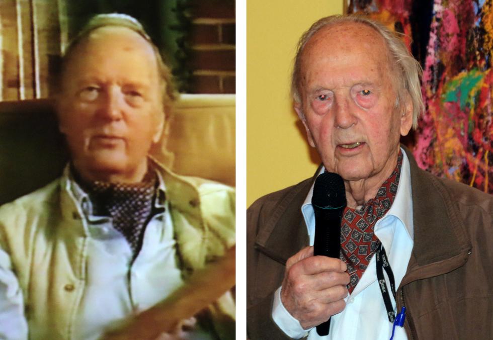 Jens Bjerre – dengang og nu…