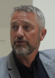 Ole Kjeldsen er teknologi- og sikkerhedsdirektør i Microsoft Danmark.