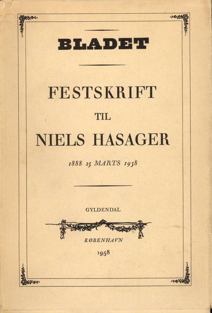 Niels Hasager