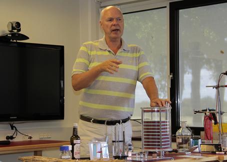 Leif Sønderberg Petersen. Foto: Finn Hillmose