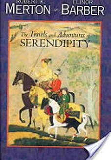 """Hvis """"serendipity"""" kan oversættes til """"slumpetræf"""", så må hovedpersonerne kunne hedde: Slump, Slamp og Slimp, mener Claus Seiden"""